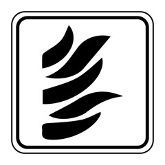 Logo flamme.