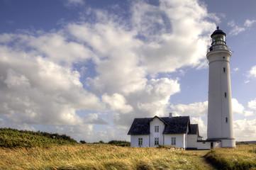 Hirthals Lighthouse (Denmark)