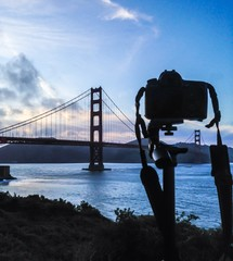Golden Gate Bridge photosession