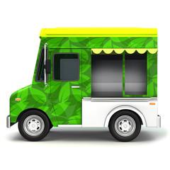 Eco food truck