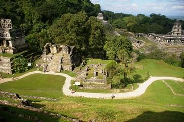Fototapeta Palenque obraz