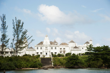 Trident Castle - Port Antonio, JamaicaJa