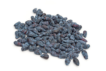 Blue-berried honeysuckle
