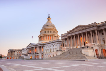 Fotomurales - The United States Capitol building