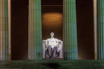 Wall Mural - Lincoln Memorial