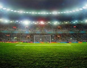 Obraz Soccer ball - fototapety do salonu