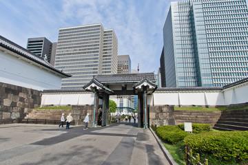 江戸城の大手門