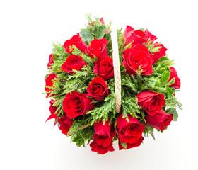 Rose basket