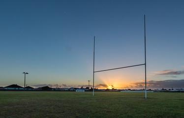 Football Goal Posts