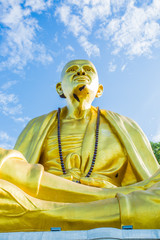 Big buddha wat doi ti, Lumphun Thailand
