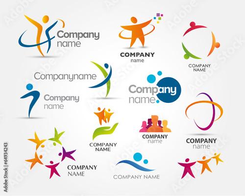 Logo fichier vectoriel libre de droits sur la banque d for Faire mon propre plan en ligne gratuit