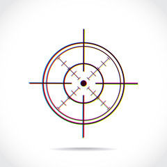 Crosshair, illustration