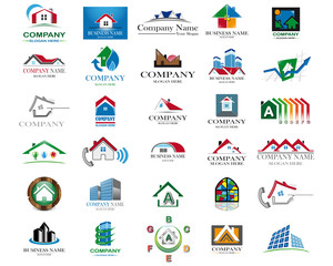 House icon set project 2