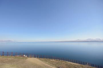 Scenery on Lake