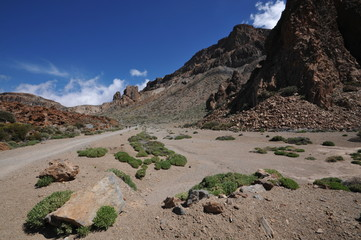 Trek à la montagne de Guajara - Teide - Ténérife