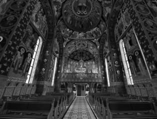 Orthodox praying place