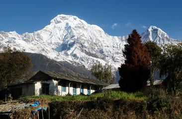 Himalayan cottage