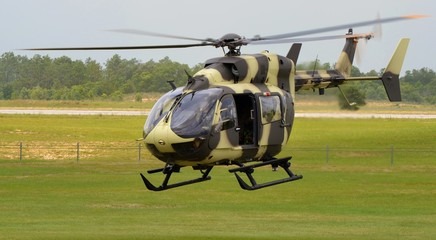 Wall Mural - UH-72A Lakota Light Utility Helicopter