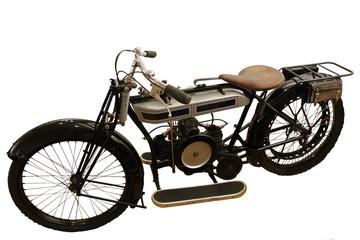 1925 Douglas racing motorcycle