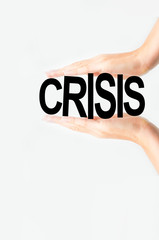 Crisis pressure concept