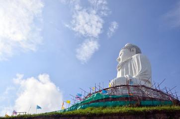 Big Buddha Pra Puttamingmongkol Akenakkiri at Phuket
