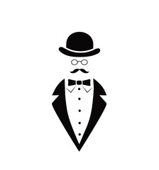 icon of the gentleman