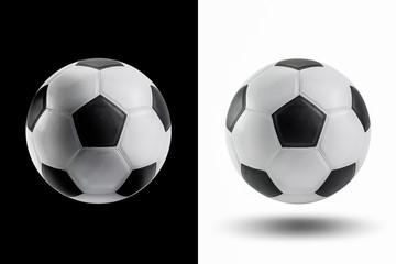 Soccer ball isolate