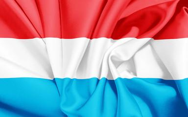Luxemburg Fahne