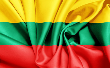 Litauen Fahne