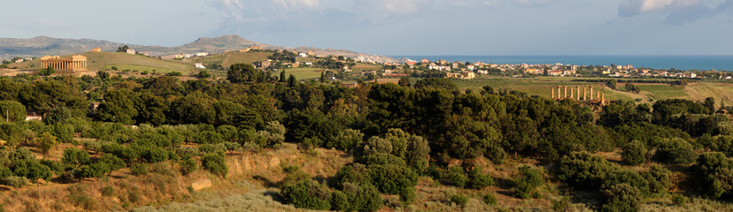Sicilia Valle dei Templi