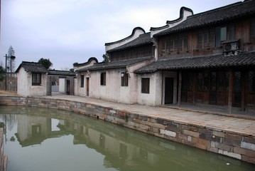 The image of taditional culture in China, Asia