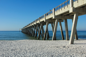 Procurar fotos cabo de frigideira for Navarre beach fishing pier