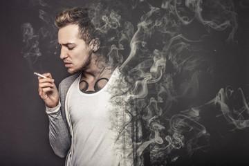 """The concept """"smoking kills"""""""