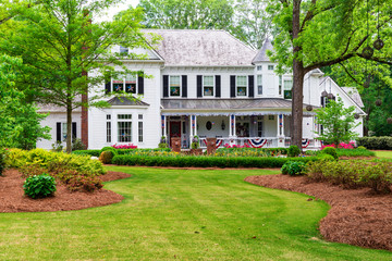 Beautiful historic, traditional home in Marietta, Georgia