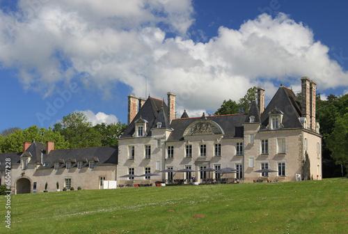 Château de la Gournerie à Saint-Herblain (Loire-Atlantique)\