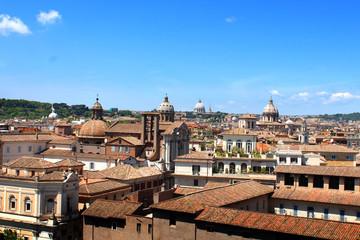 Italie - Rome (panorama)