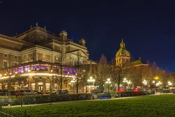 Royal Swedish Opera, Stockholm