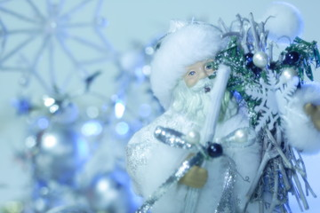 The image of happy Christmas