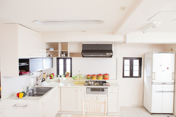 The image of kitchen