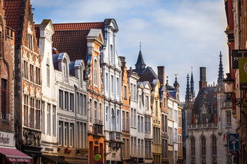 Steenstraat, Bruges, Belgium