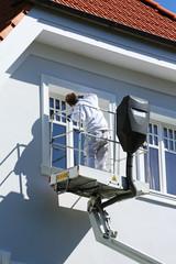 Maler auf Hubbühne_3