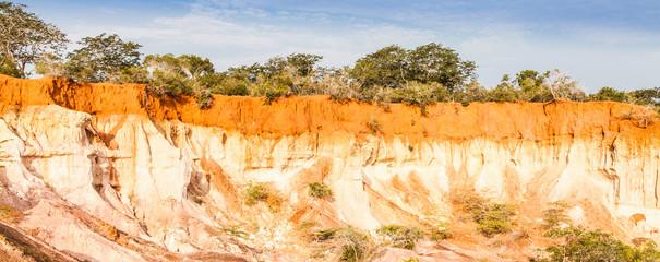Wall Mural - Marafa Canyon - Kenya
