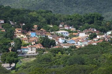 Lencois Bahia Brazil Hillside Village