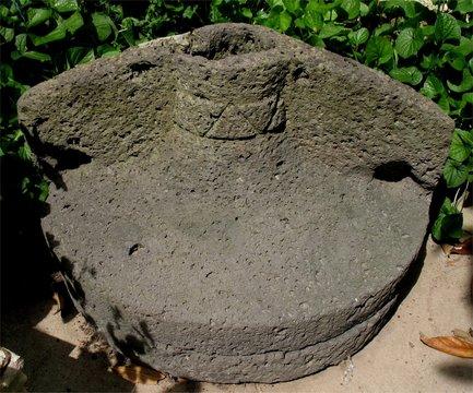 Macina in pietra