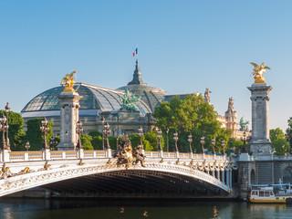 Grand Palais Fototapete