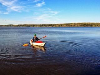 Kayaking Dude