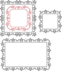 Frame Border Design