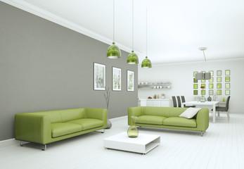 modern Livingroom Interior Design
