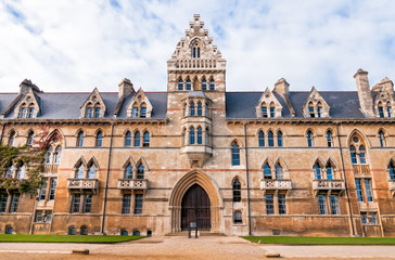 Christ Church Oxford University, The Meadow Building