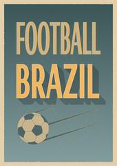 Brazilian football.